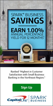 Capital One Spark Business Savings